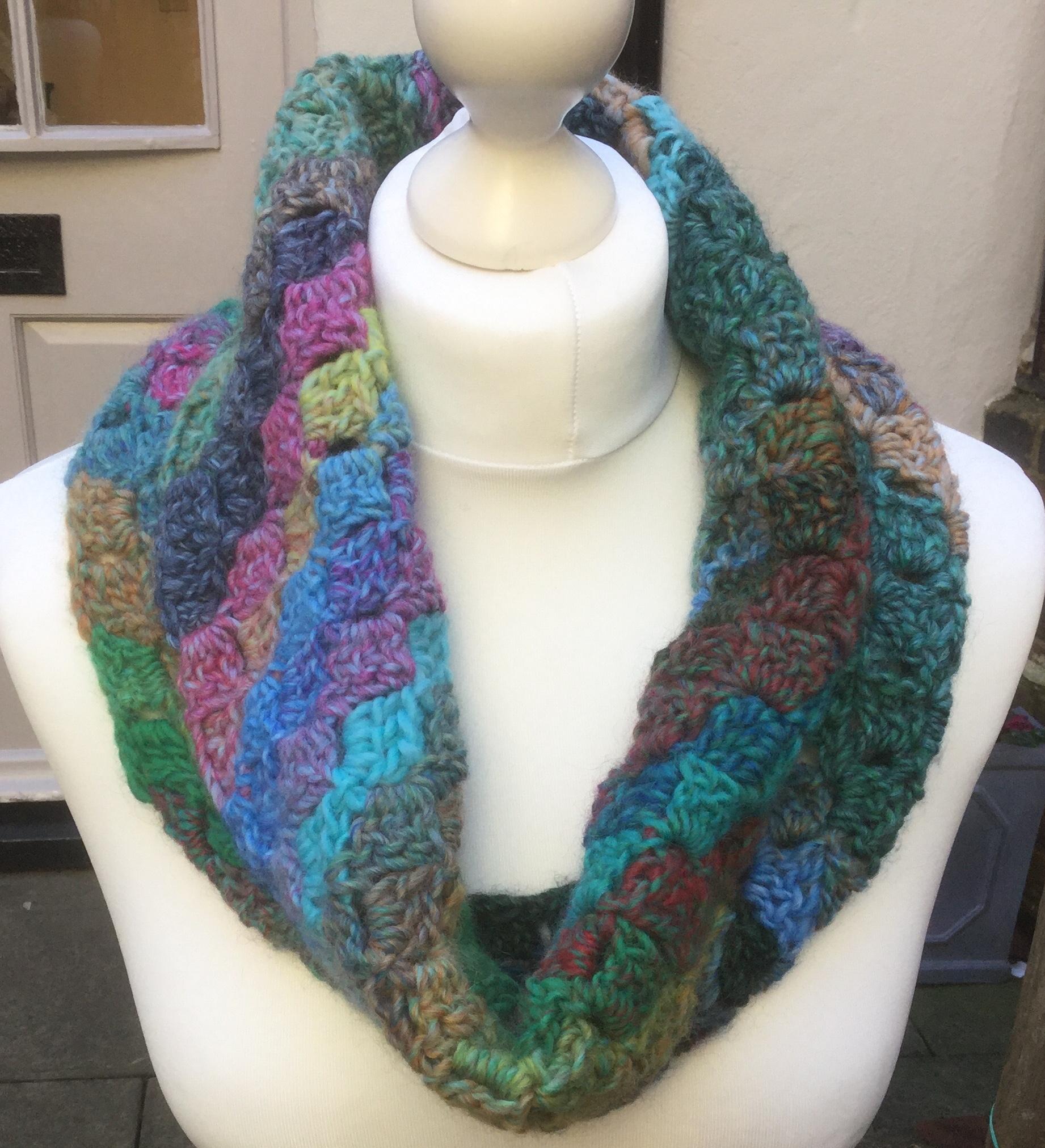 Corner to corner crochet workshop