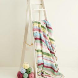 Sweet Blossom Blanket